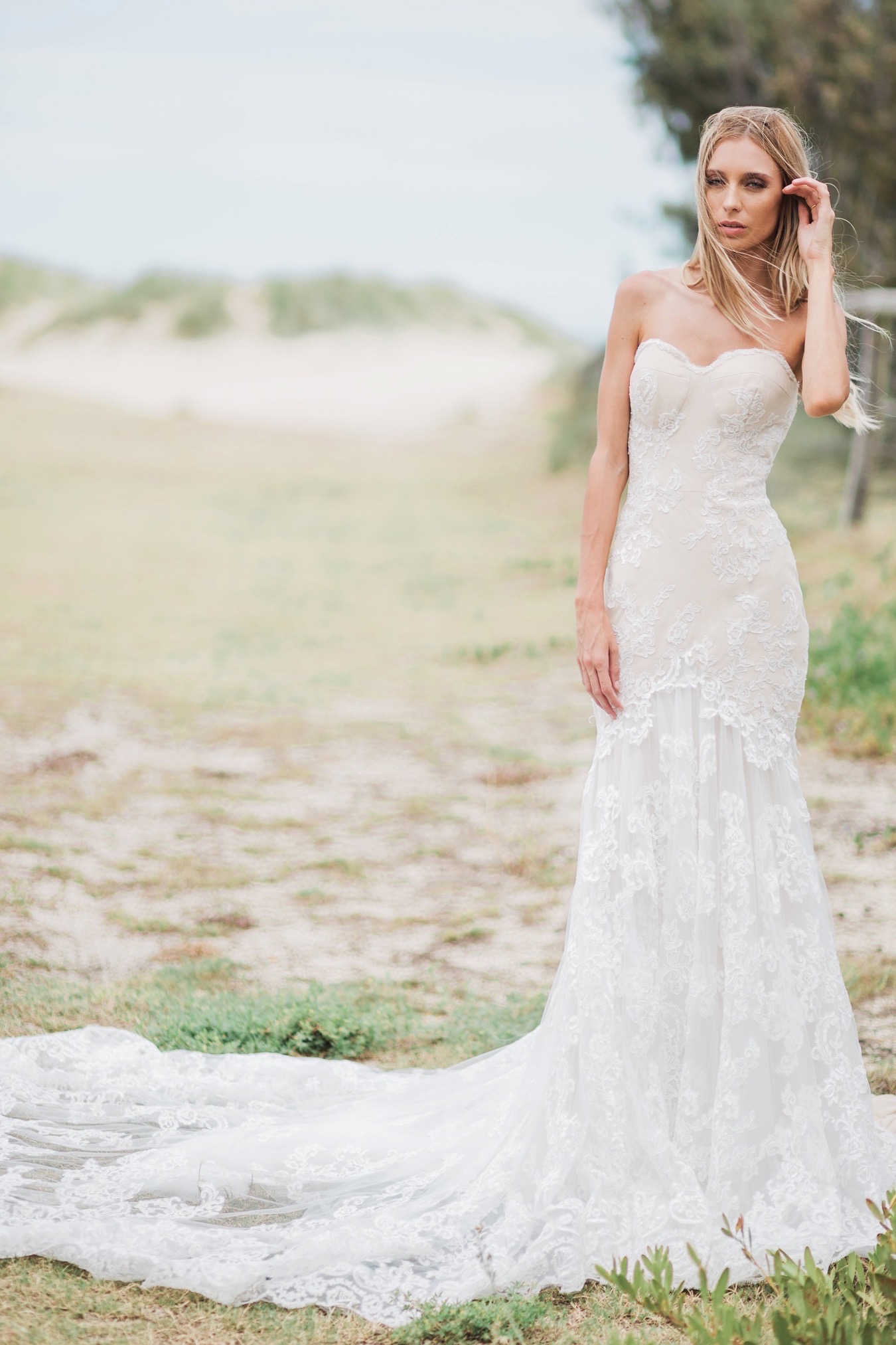belle bridal gown exclusive luxe collection goddess by nature
