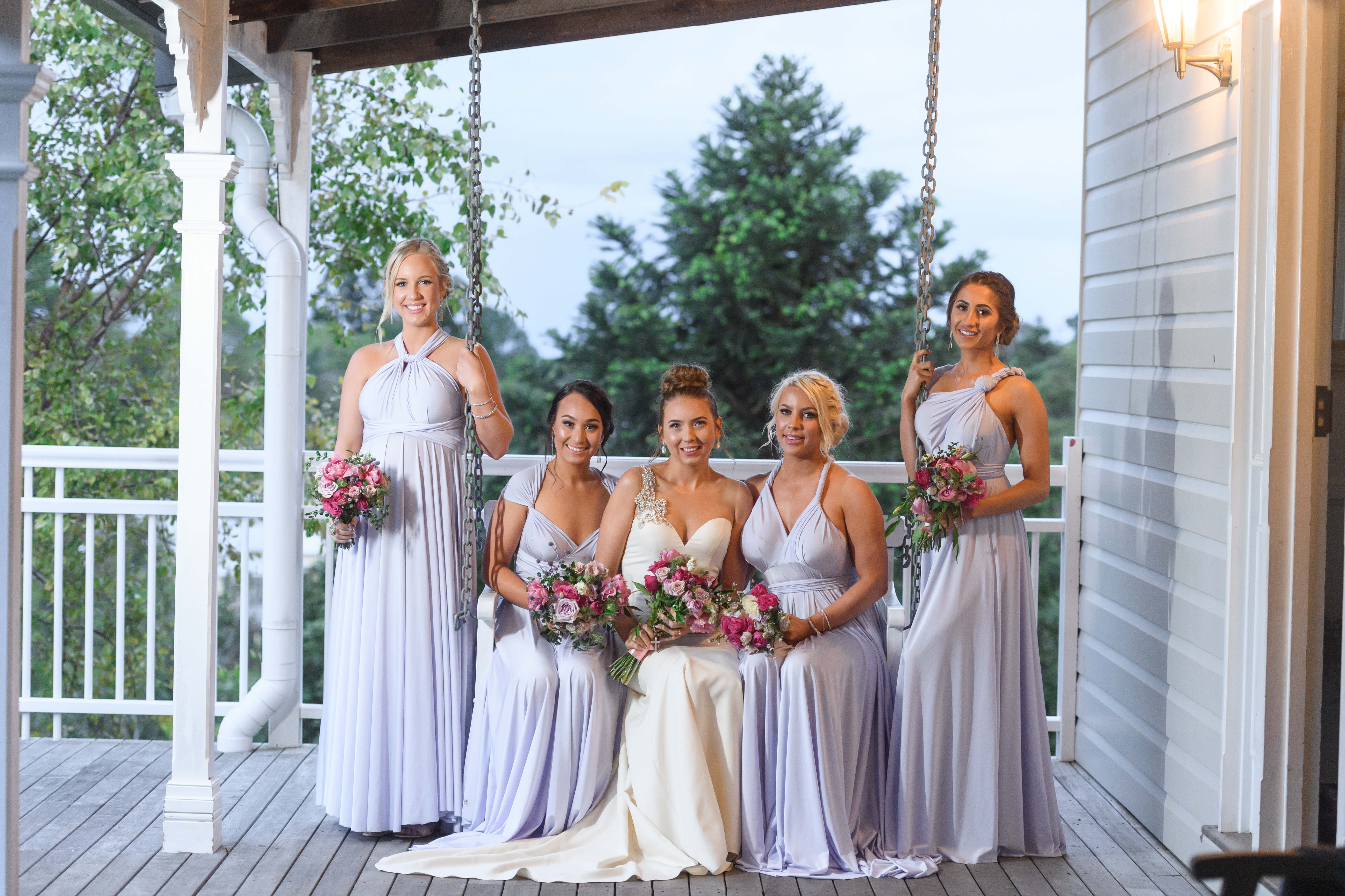 Goddess by nature australian made bridesmaids and wedding dresses the bridesmaids and i were all so impressed with the gorgeous dresses from goddess by nature we had the ball gown multi way in lilac and the material was ombrellifo Images
