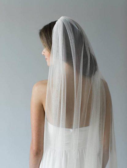 Elena Single & Double Veil