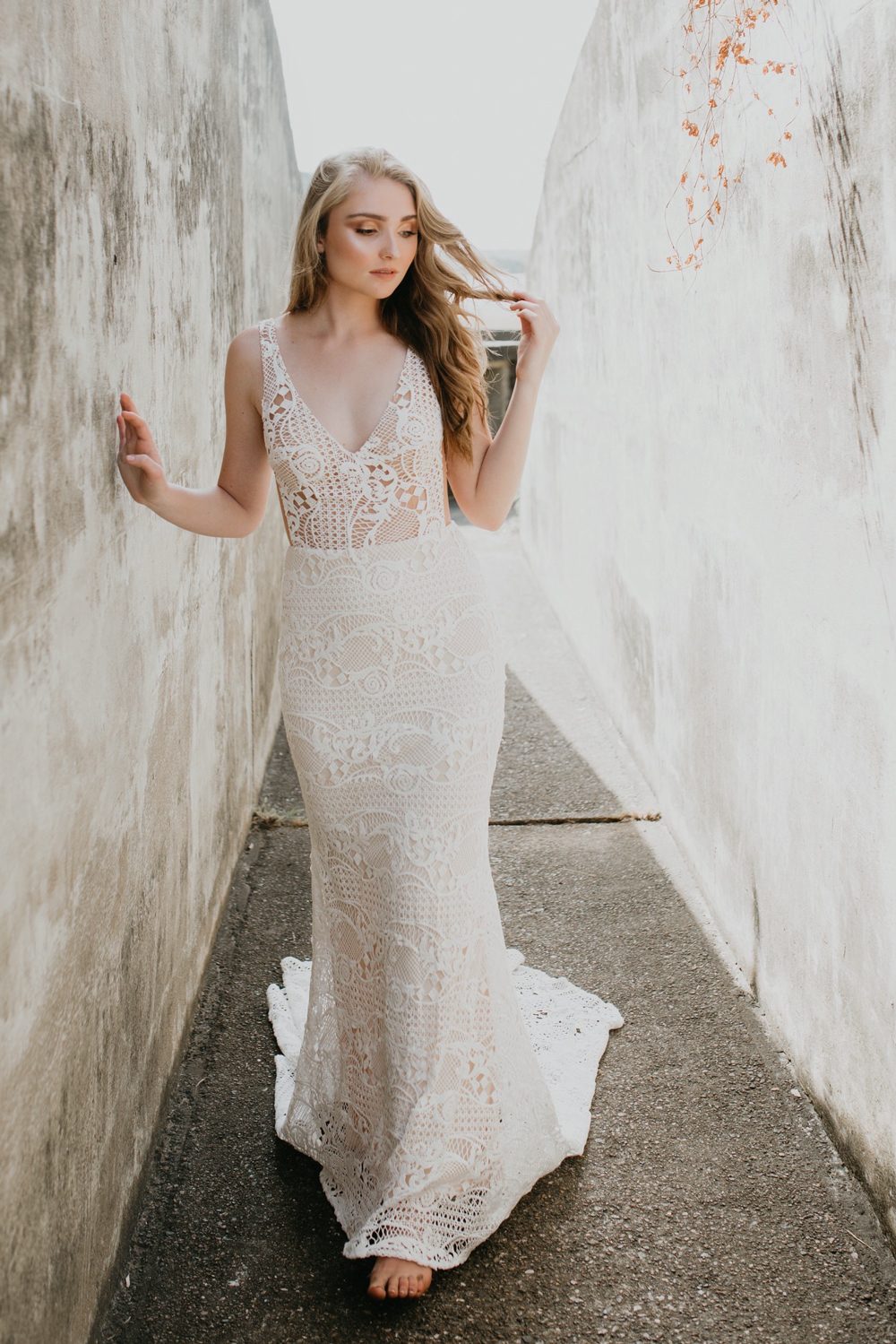 Dahlia Bridal Gown | Goddess By Nature Timeless Classic Collection