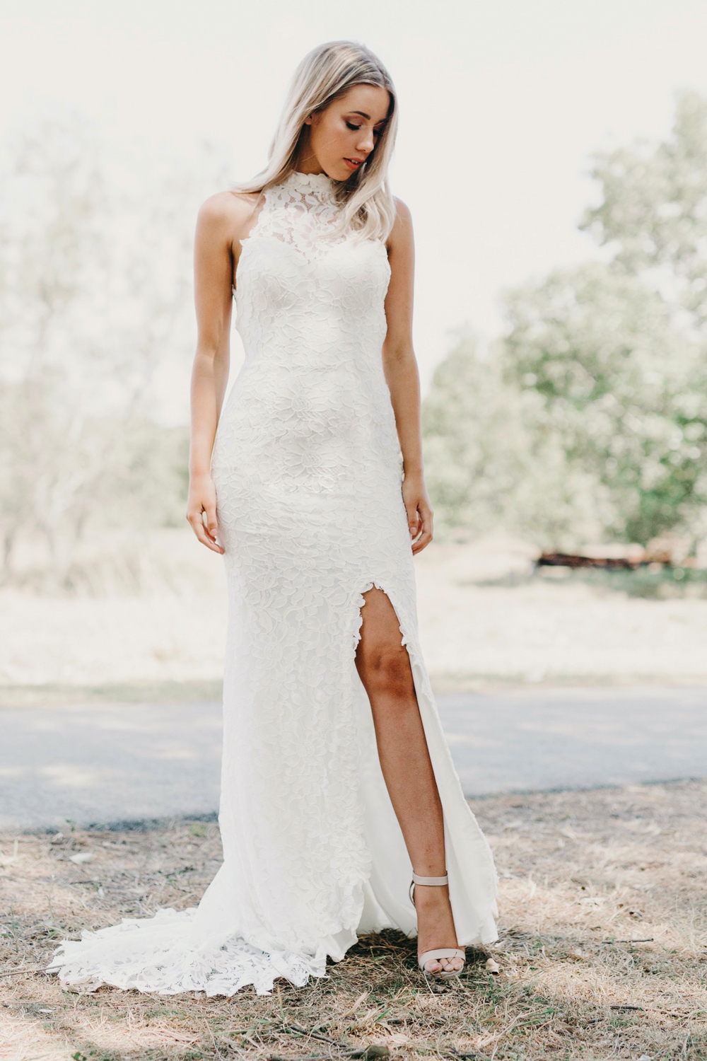 Gabriella Bridal Gown Timeless Classic Collection | Goddess By Nature