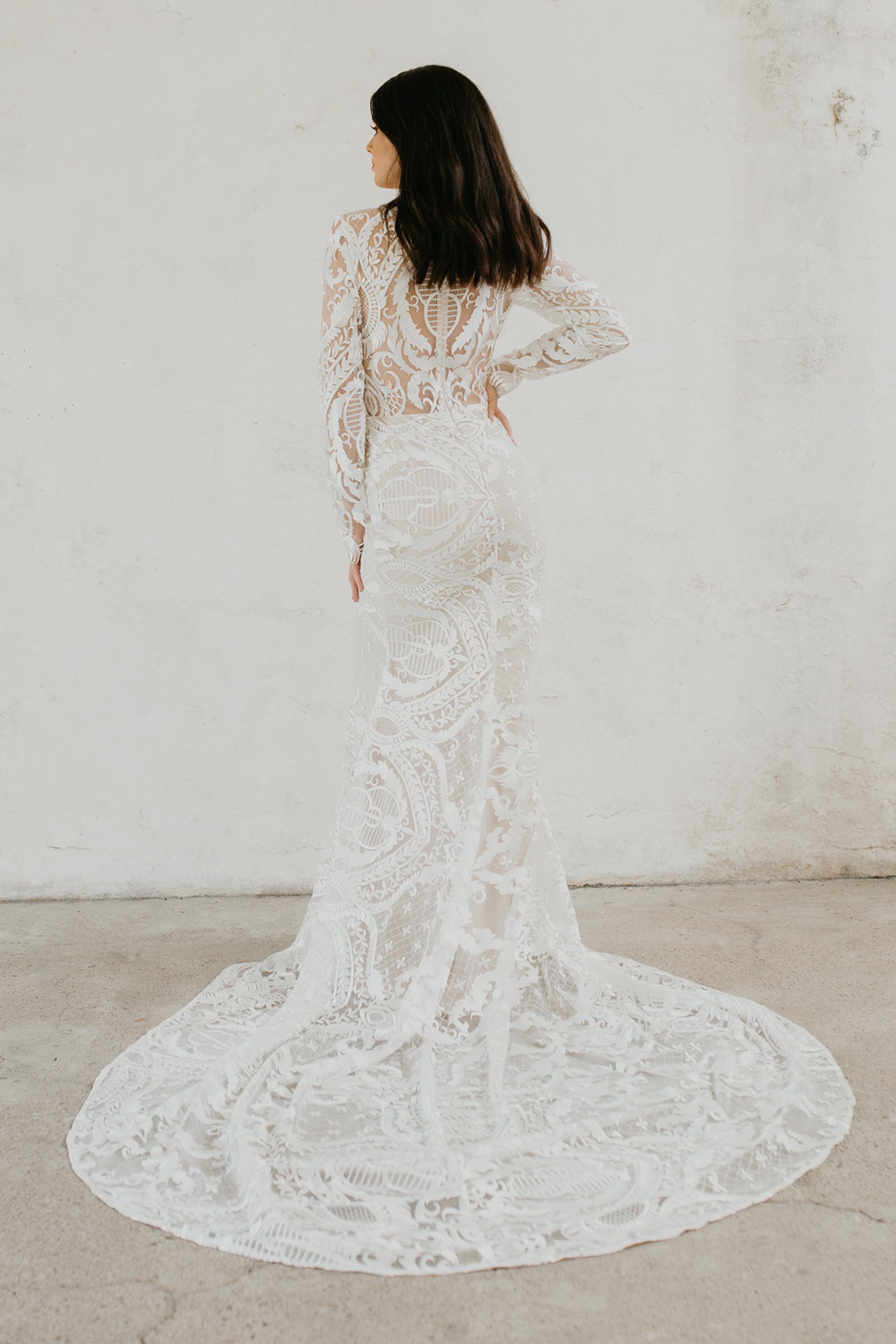 Isabella Bridal Gown Exclusive Luxe Collection | Goddess By Nature