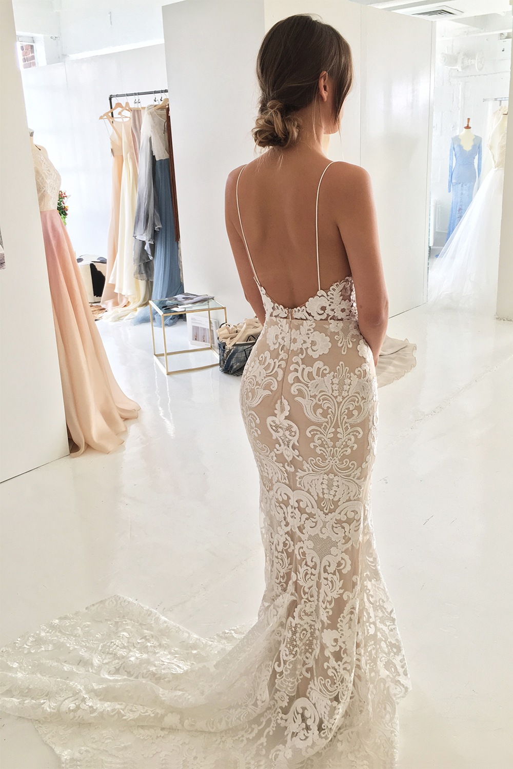 Thalia Bridal Gown Exclusive Luxe Collection | Goddess By Nature