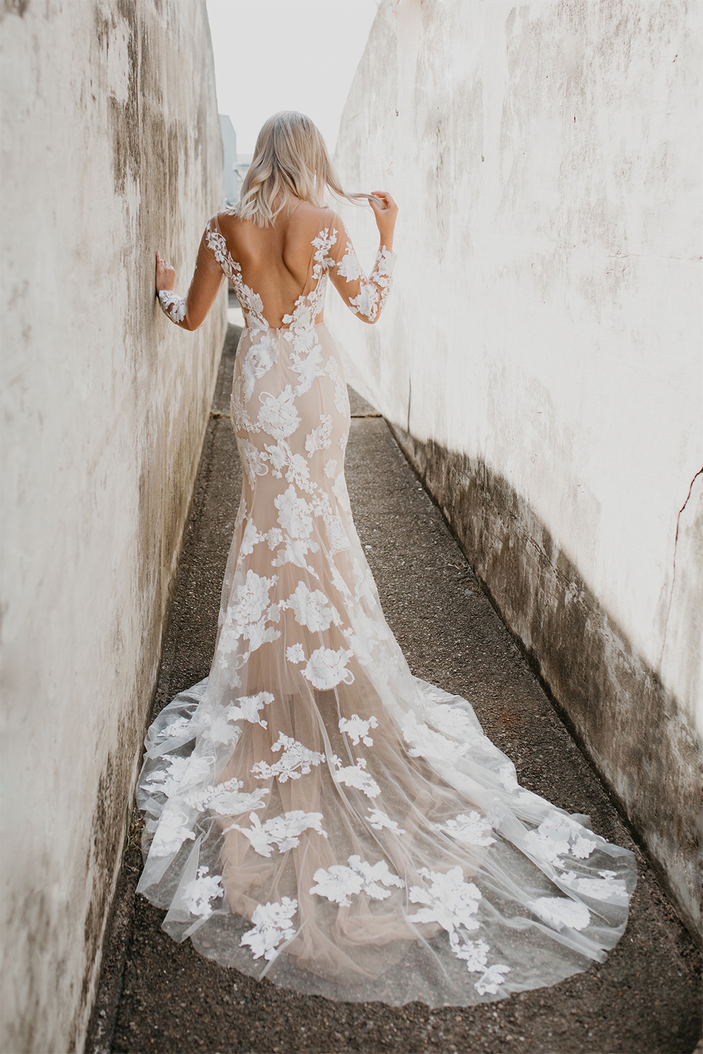 Vivienne Bridal Gown Exclusive Luxe Collection | Goddess By Nature