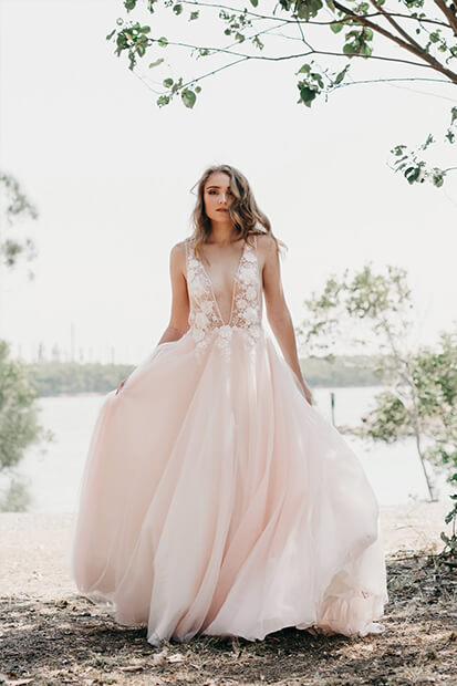 Goddess By Nature | Australian-made Bridesmaids and Wedding Dresses