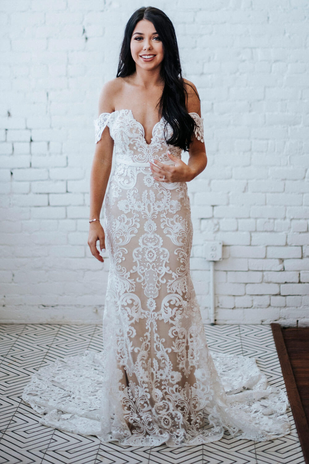 Wednesday March 13 2019: Pale Lilac Wedding Dress At Reisefeber.org