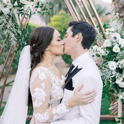 Justin & Tess Wed